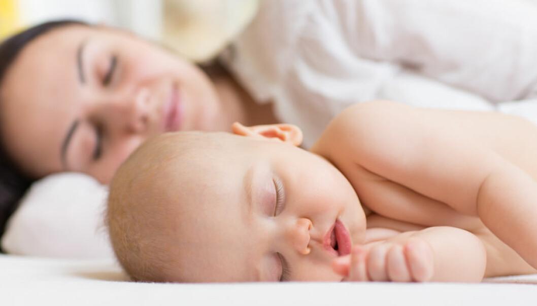 Vad vet du egentligen om din och barnets sömn under småbarnsåren?