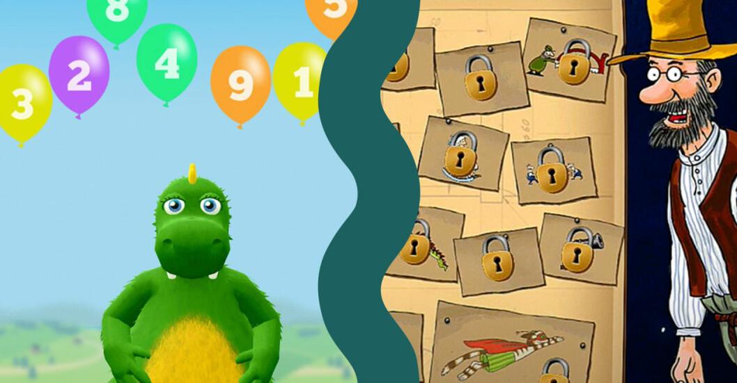 spel barn svt online gratis