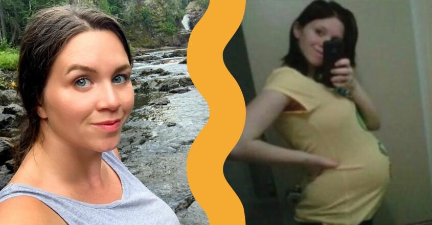 surrogatmamman Cathleen
