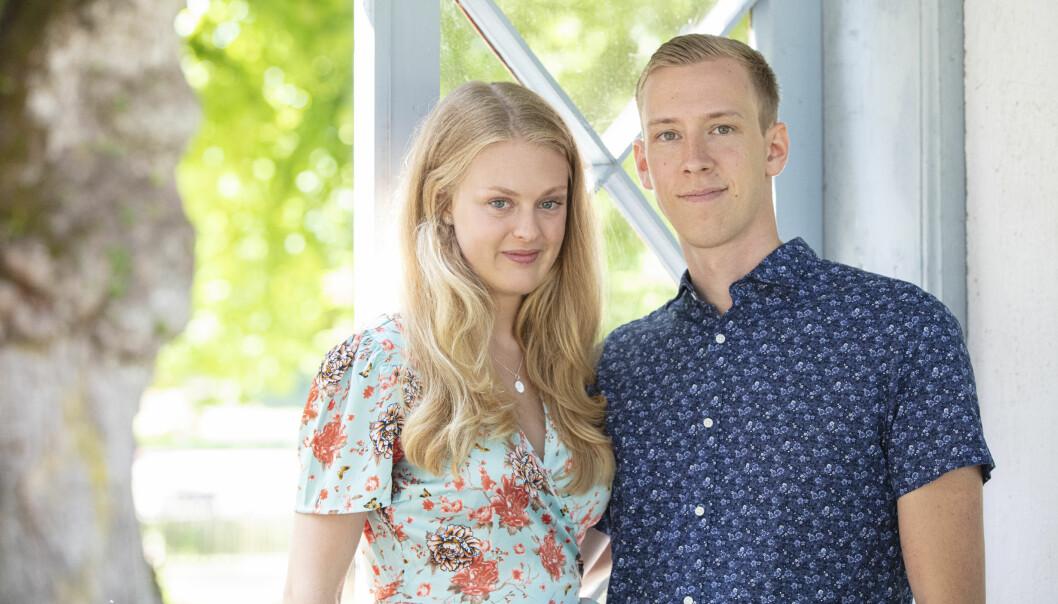 Sofia och Anton i Gift vid första ögonkastet