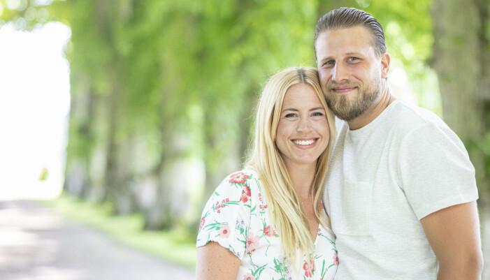 Susanna och Johans i Gift vid första ögonkastet