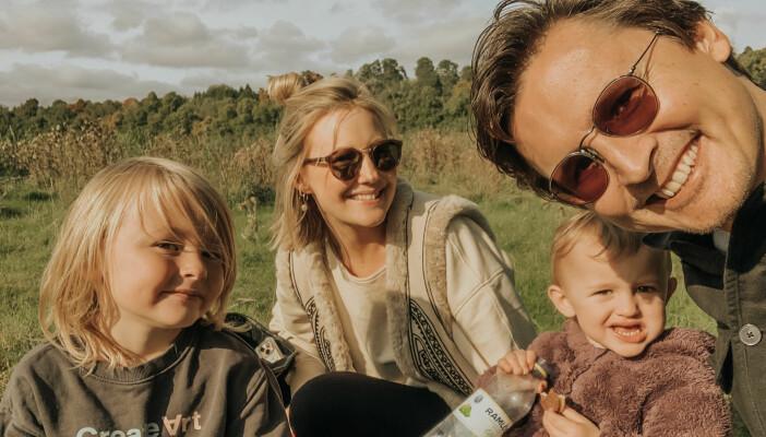 Vanja Wikström familj