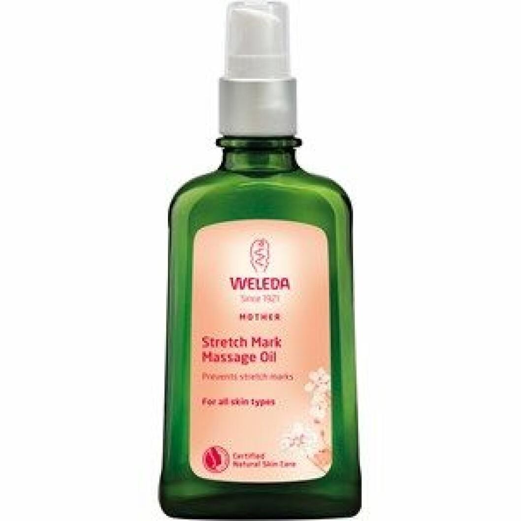 stretch Mark Massage Oil, Weleda